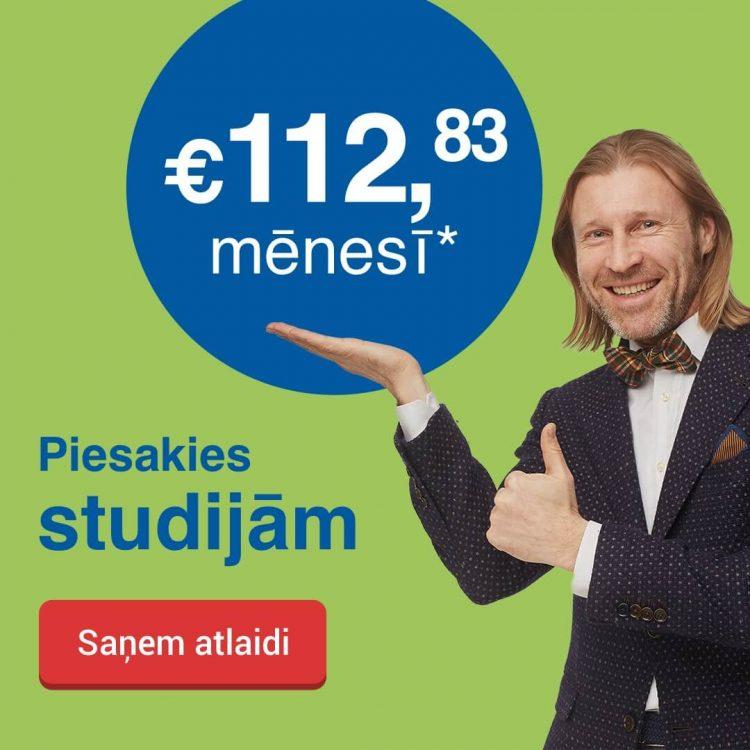 Rezervē labāko cenu Biznesa vadības koledžā 2019. gadā un studē par 112,83 EUR mēnesī
