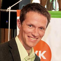 Ģirts Timrots - TV ziņu moderators, sporta komentētājs - tālmācības studijas absolvents