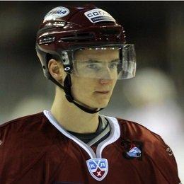 Māris Bičevskis - Latvijas izlases hokejists