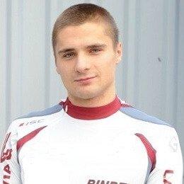 Oskars Ķibermanis - Latviešu bobslejists, pilots