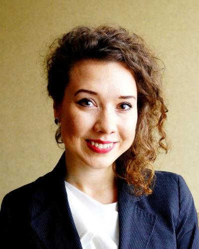 Inga Grantovska - Biznesa vadības koledža absolvente