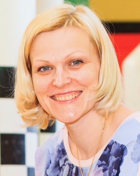 Inga Uvarova, banku augstskolas biznesa inkubatora eksperte