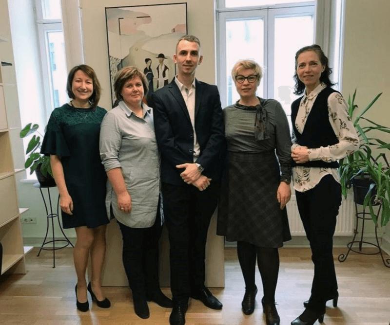 14. martā Biznesa vadības koledžā notika produktīva tikšanās