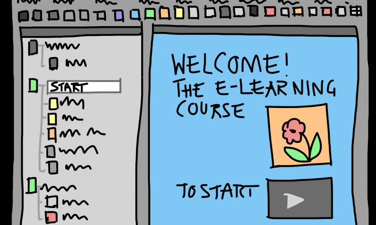 """E-studiju vides """"Moodle"""" uzlabojumi"""