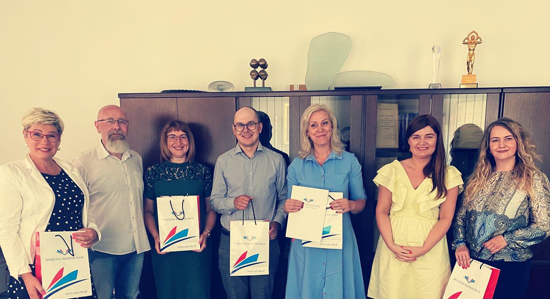 Pirmais Erasmus+ pieredzes apmaiņas brauciens!